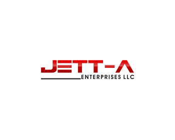Jett-A Enterprises LLC logo design