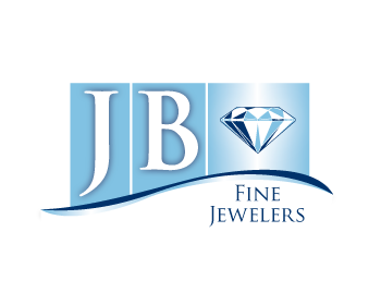 JB Fine Jewelers logo design