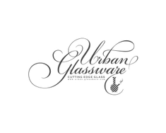 Urban Glassware logo design