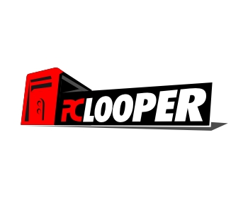 Logo design for PCLOOPER