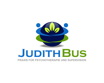 Judith Bus logo design