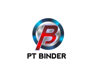 PT BINDER logo design