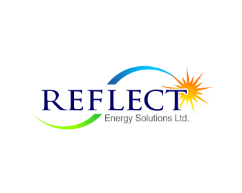 Logo design for Reflect Energy Solutions Ltd.