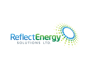 Reflect Energy Solutions Ltd. logo design