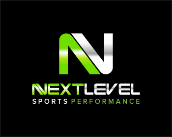 Next Level Sports Performance logo design