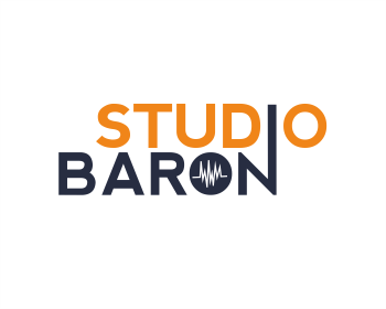 Logo design for Studio Baron