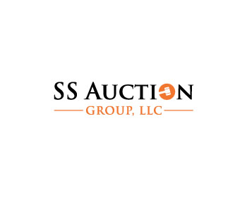 SS Auction Group, LLC logo design