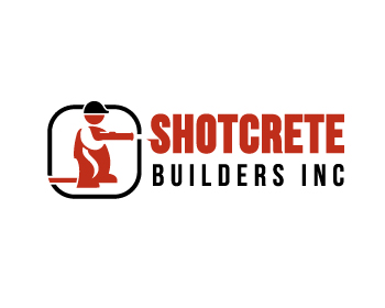 SHOTCRETE BUILDERS, INC logo design