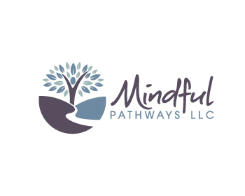 Mindful Pathways LLC logo design