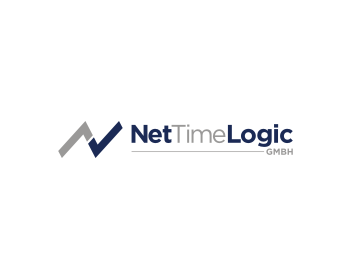 Logo design for NetTimeLogic GmbH