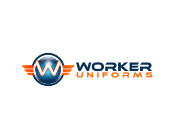 Worker Uniforms logo design