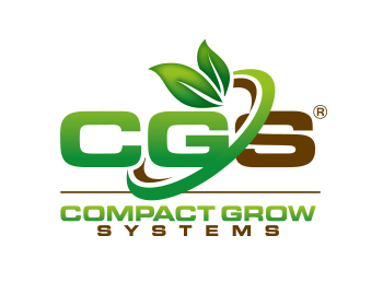 Compact Grow Systems logo design