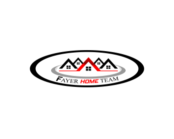 Fayer Home Team logo design