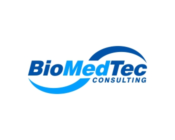 BioMedTec Consulting logo design