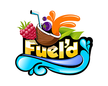 Fuel'd logo design