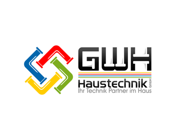 Logo design for GWH Haustechnik GmbH
