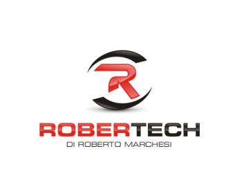 Logo design for RoberTech di Roberto Marchesi