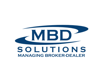 MBD Solutions logo design