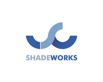 ShadeWorks logo design