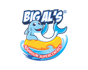 Big Al's logo design