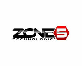 Zone 5 Technologies logo design