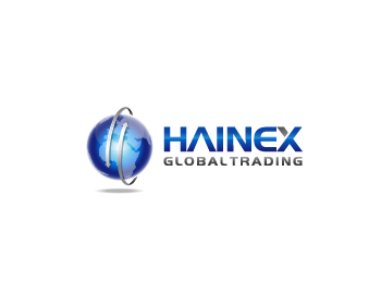 Hainex Global Trading GmbH logo design
