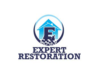Expert Restoration logo design