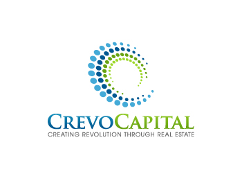 Crevo Capital logo design