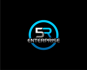 Five Reels Enterprise GmbH logo design