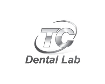 TC Dental Lab logo design