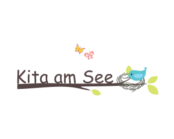 Logo design for Kita am See