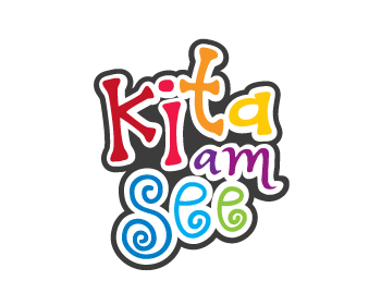 Kita am See logo design