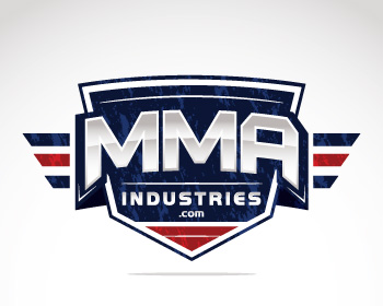 MMA Industries logo design