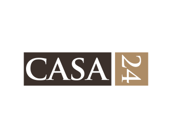 Logo design for casa24