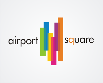 Airport Square logo design