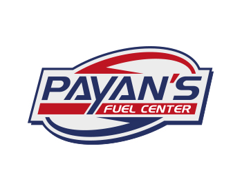 Payan's Fuel Center logo design