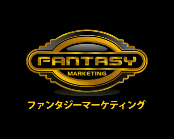 fantasy marketing logo design