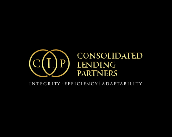 Consolidated Lending Partners logo design