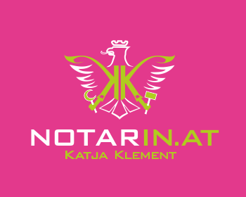 Logo design for NOTARIN.AT