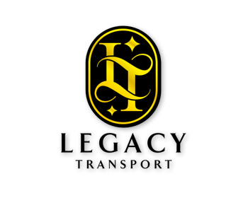 Legacy Transport logo design