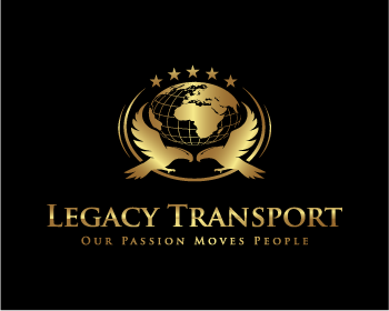 Logo design for Legacy Transport