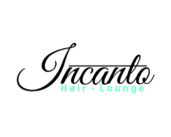 Incanto Hair-Lounge logo design