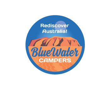 Logo Bluewater Campers