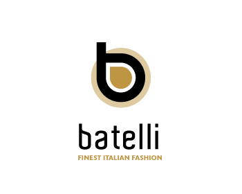 Batelli logo design