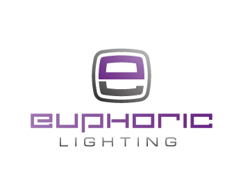 Euphoric Lighting logo design
