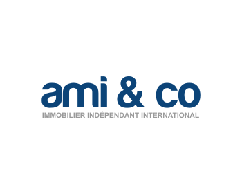 ami & co logo design