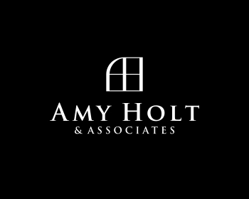 Amy Holt & Associates logo design