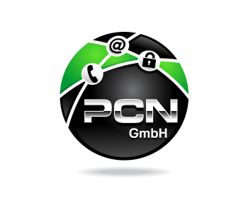 Logo design for pcn GMBH