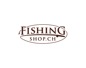 Fishing-Shop.ch logo design