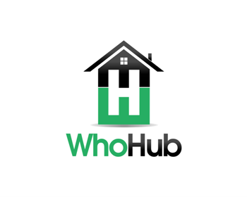Logo design for WhoHub
